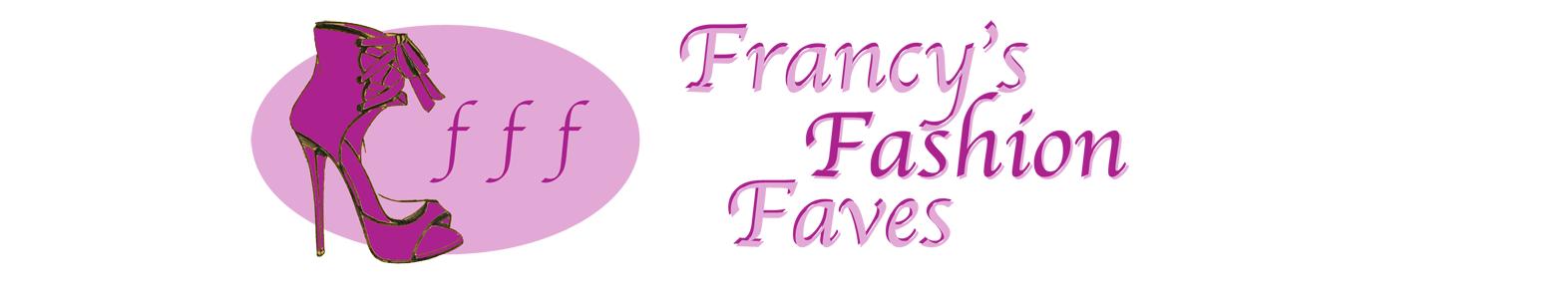 FrancysFashionFaves
